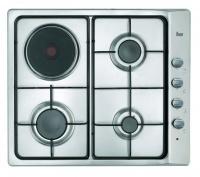Placa Teka E6033G1PAL 3gas Butano Inox(07060)