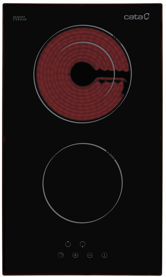 Placa Cata TD302 2vitro 1doble (08060006)