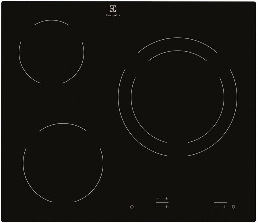 Placa Electrolux EHF6231IOK 3vitro 1doble