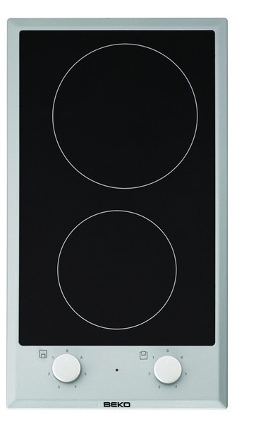Placa Beko HDCC32200X 2vitro Modular 30cm Ojo