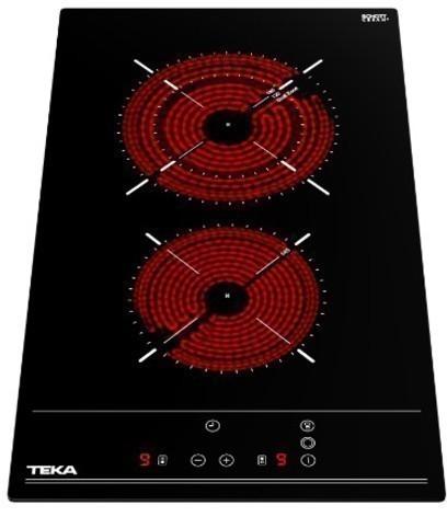 Placa Teka TZC32320TTCBK 2vitro Modular Touch