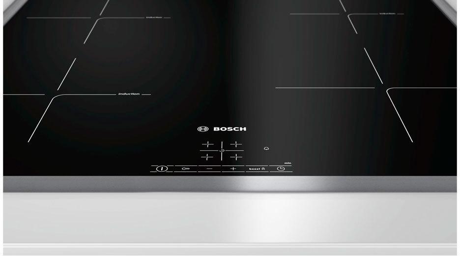 Placa Bosch PUE645BB1E 4induccion Touch 60cm Ix