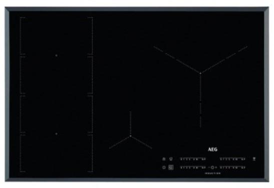 Placa Aeg IKE84475FB 4induccion 80cm Maxisense