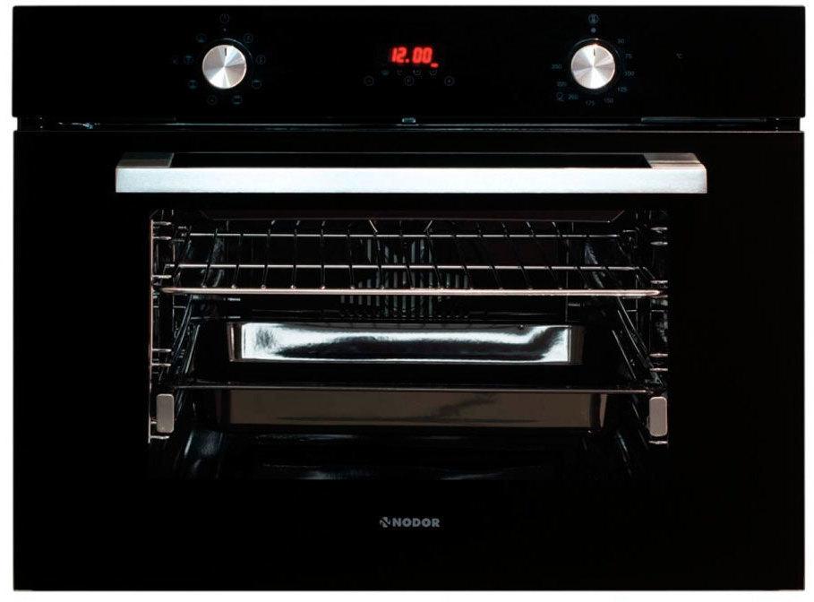 Horno Nodor D5008DTBK Multifuncion Negro 45cm A
