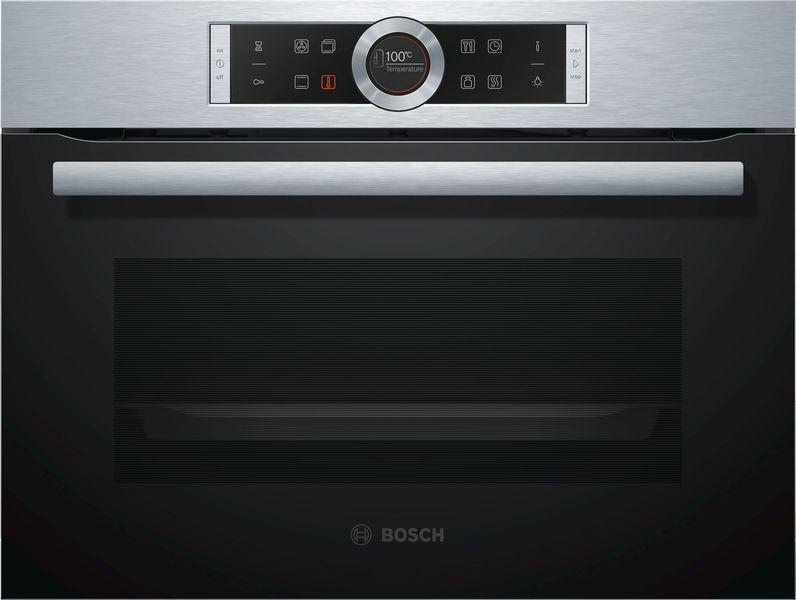 Horno Bosch CBG633NS3 Compacto-multifuncion Negro
