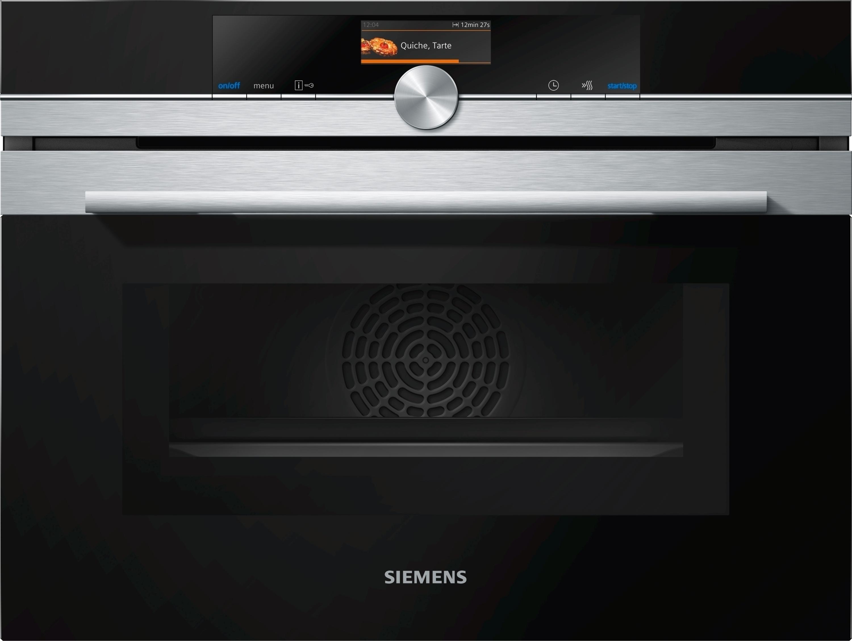 Horno Siemens CM676G0S6 +micro Pirolitico