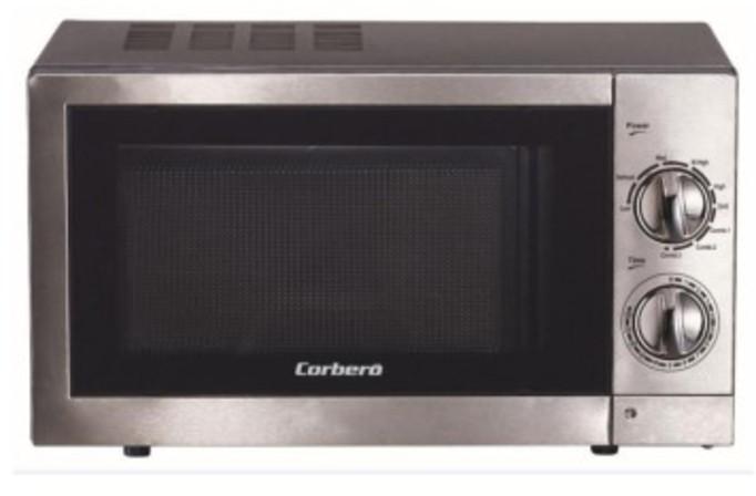 Microondas Corbero CMICG280GX 20l 700w Grill-