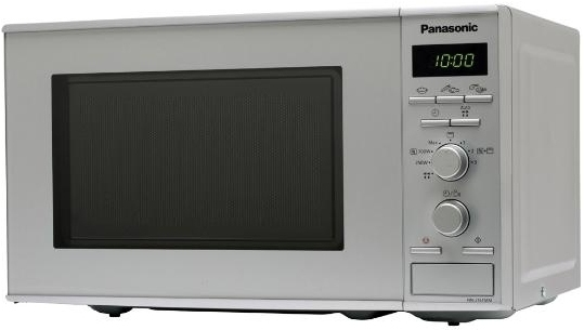 Microondas Panasonic NNJ161MMEPG 20l Sin Grill