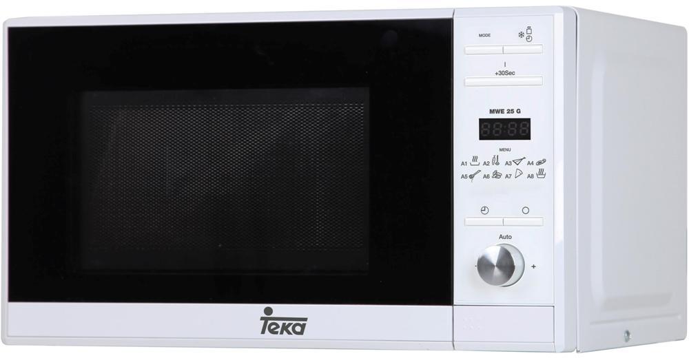 Microondas Teka MWE225G 20l Blanco Grill (590471)