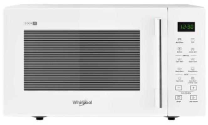 Microondas Whirlpool MWP254W 25lgrill Blanco Vapor