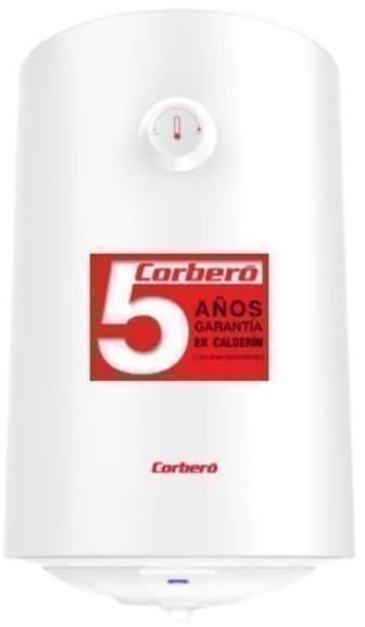 Termo Corbero CTW50 50lts Exterior C