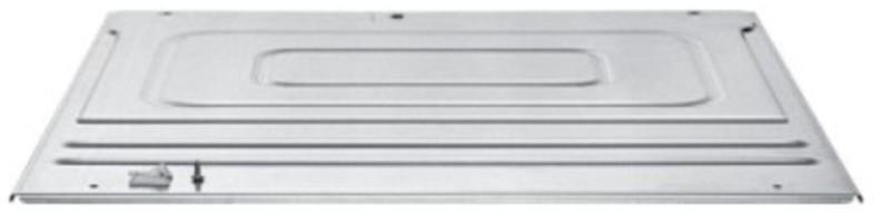Accesorio Bosch WMZ20430 Chapa Metal Bajo Encimera