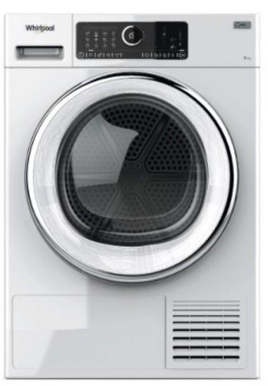 Secadora Whirlpool STU92X 9kg Bomba Calor A++