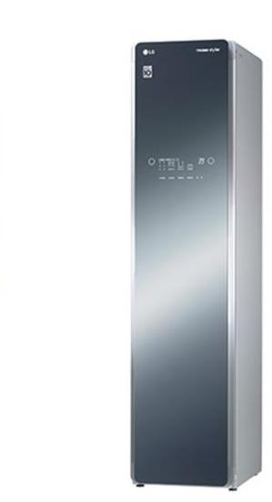 Secadora Lg S3MFC Higienizante Refresco Espejo
