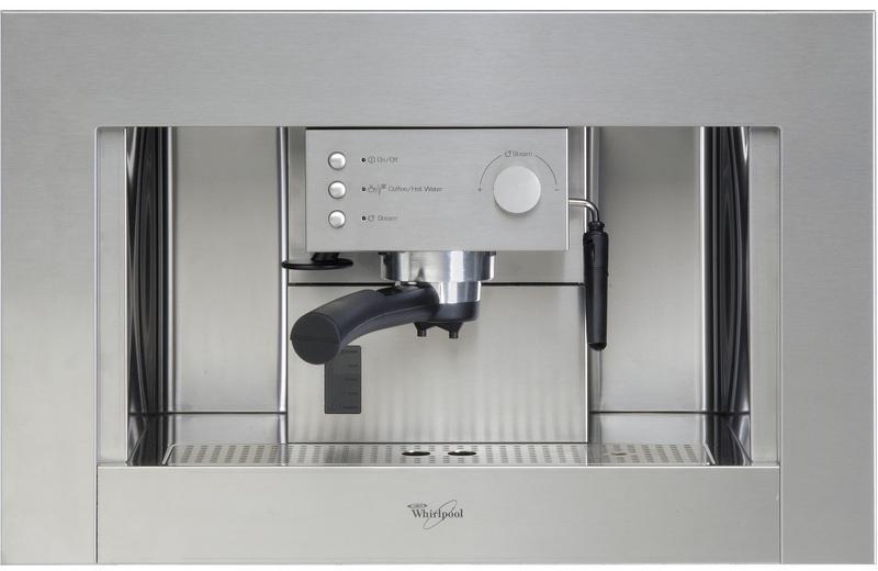 Cafetera Whirlpool ACE010IX Empotrable Inox