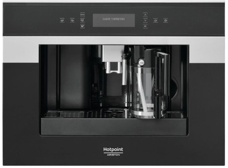 Cafetera Hotpoint CM9945HA Empotrable Inox