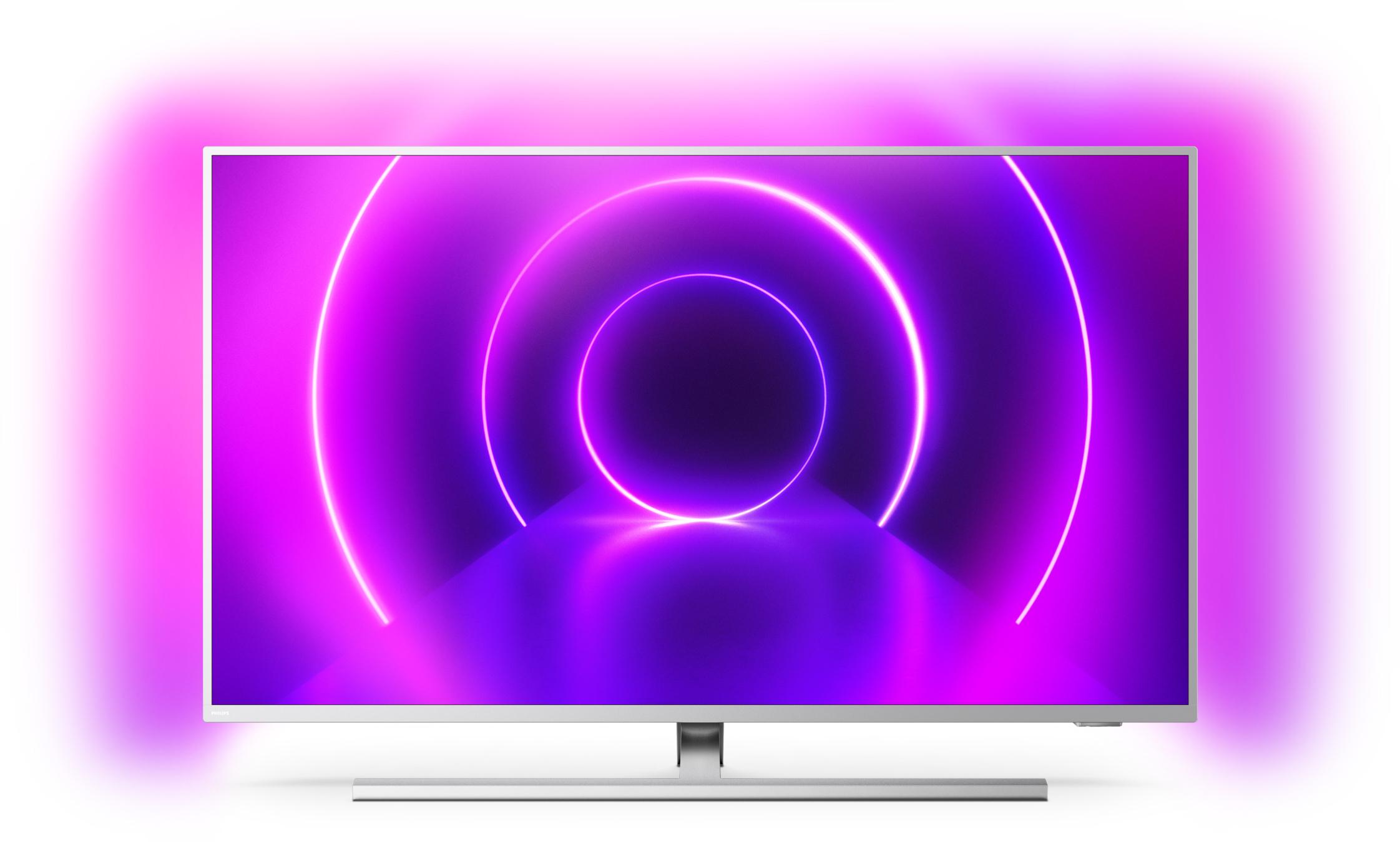 Televisor Philips 58PUS8535/12 4k Ambilight Smart