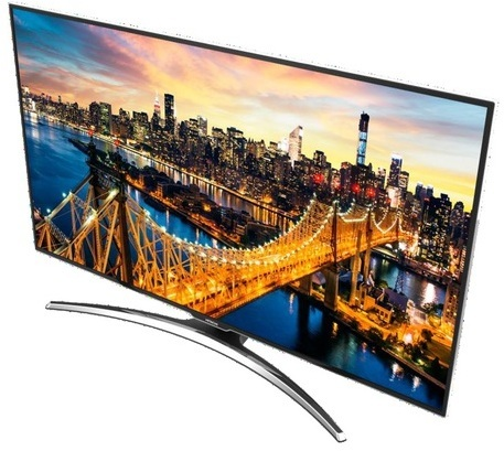 Televisor Hitachi 49HL15W69 4k Smart 1600hz A+