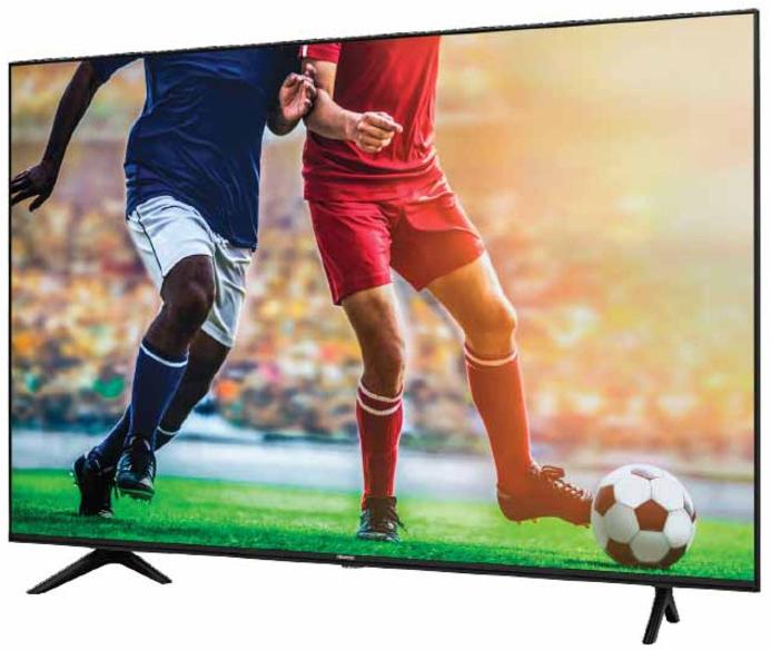 Televisor Hisense 43H43A7100 4k Smart A