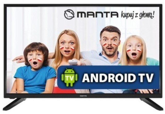 Televisor Manta 32LED9320E1S Smart A Android