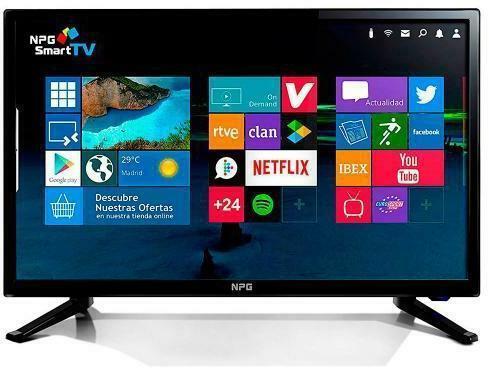 Televisor Npg 32S411L32H Smart Usb