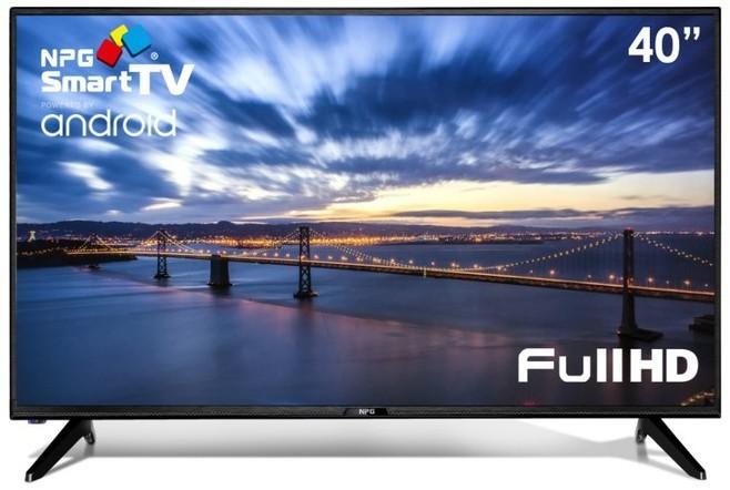 Televisor Npg 40TVS420L40H Smart Full Hd