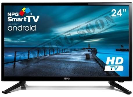 Televisor Npg 24TVS420L24H Smart Hdready