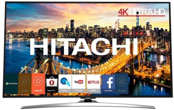 Televisor Hitachi 55HL15W69 4k Smart 1600hz A+