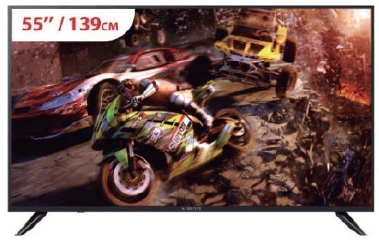 Televisor Streamsystem 55BM55C1 4k Smartv-