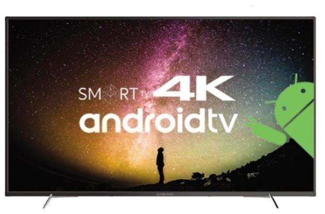 Televisor Streamsystem 65BM65L73 4k Smart-tv A+