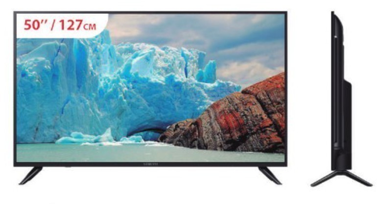 Televisor Streamsystem 50BM50C1 4k Smart