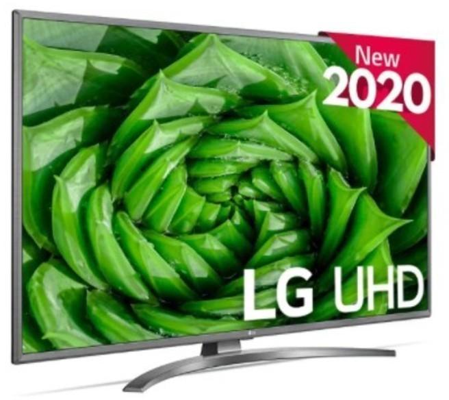 Televisor Lg 50UN81006 4k Smart Peana A