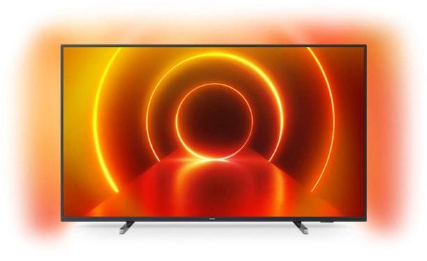Televisor Philips 75PUS7805/12 4k Ambili Smart A