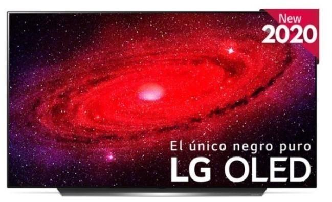 Televisor Lg 55CX6LA Oled 4k Smart Uhd A+