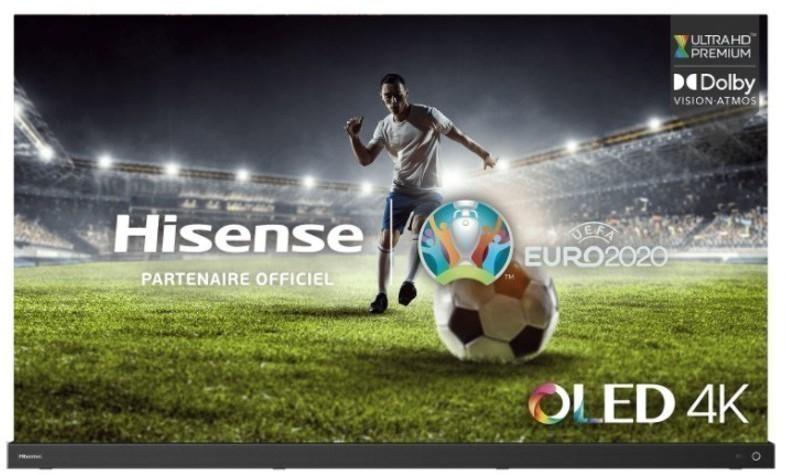 Televisor Hisense 55A9G Oled 4k Smart G
