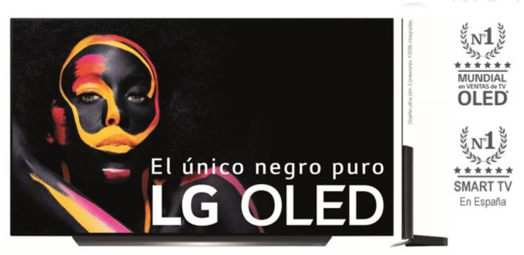 Televisor Lg 77CX6LA Oled 4k Smart Uhd A+