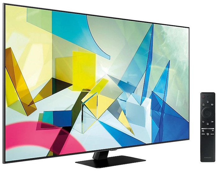 Televisor Samsung 55QE55Q80TATXXC Qled 4k Wifi