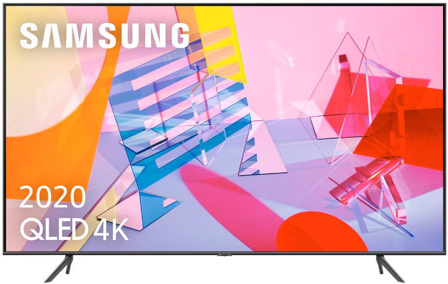 Televisor Samsung 85QE85Q60TAUXXC Qled 4k Wifi