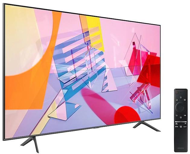 Televisor Samsung 43QE43Q60TAUXXC Qled 4k Wifi
