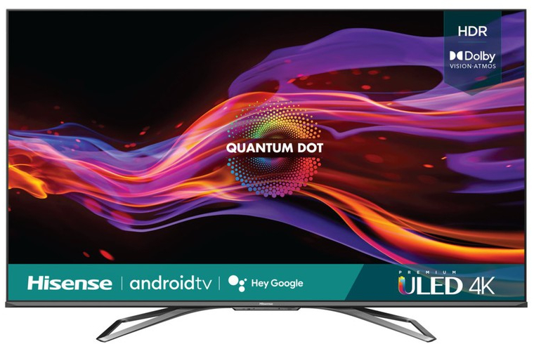 Televisor Hisense 55U8GQ Uled 4k Smart G