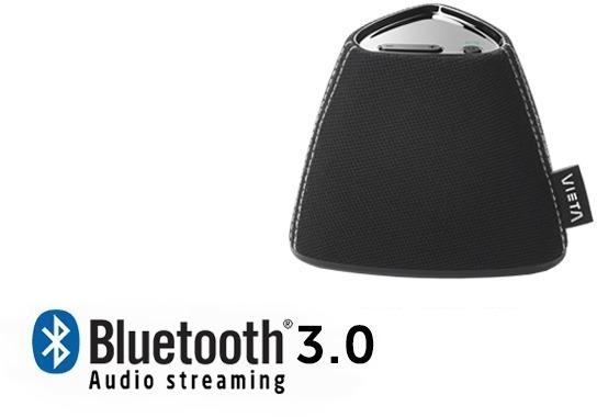 Altavoces Vieta VHBS15BK Bluetooth Negro