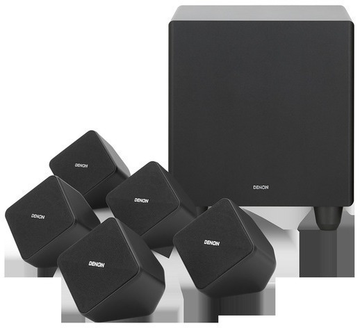 Sistema Denon ALTAVOCES Sys2020 100w Subwoofer