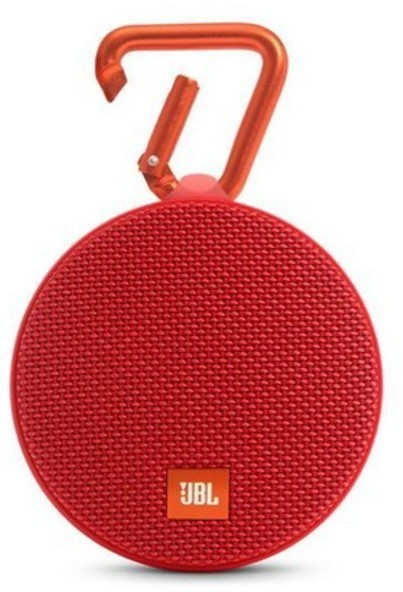 Altavoz Jbl CLIP-2 Rojo Bluetooth