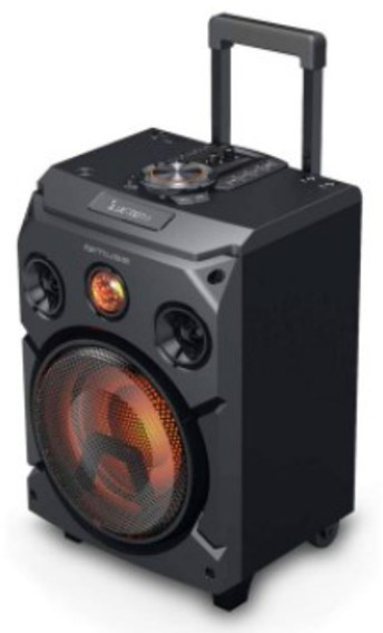 Altavoz Muse M1915DJ Bluetooth 150w