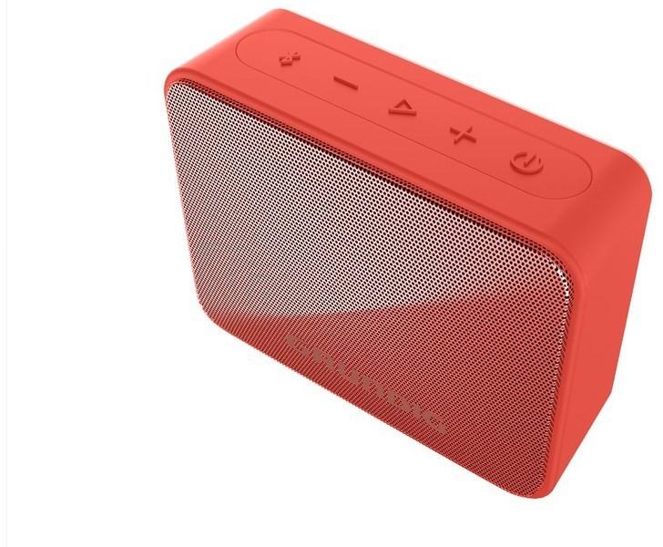Altavoz Grundig GLR7745 Bluetooth Rojo