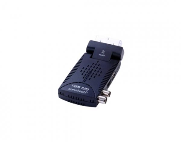 Tdt Sunstech DTBP600HD Hdmi Usb Rec Para Euroconec