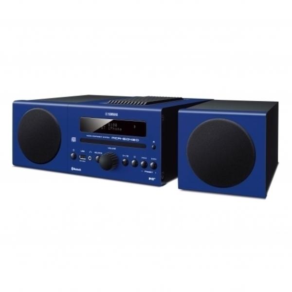 Compacto Yamaha MCRB043 Alarma Bluetooth Azul Oscu