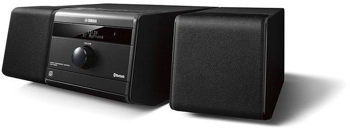 Compacto Yamaha MCRB020 Alarma Bluetooth Negro