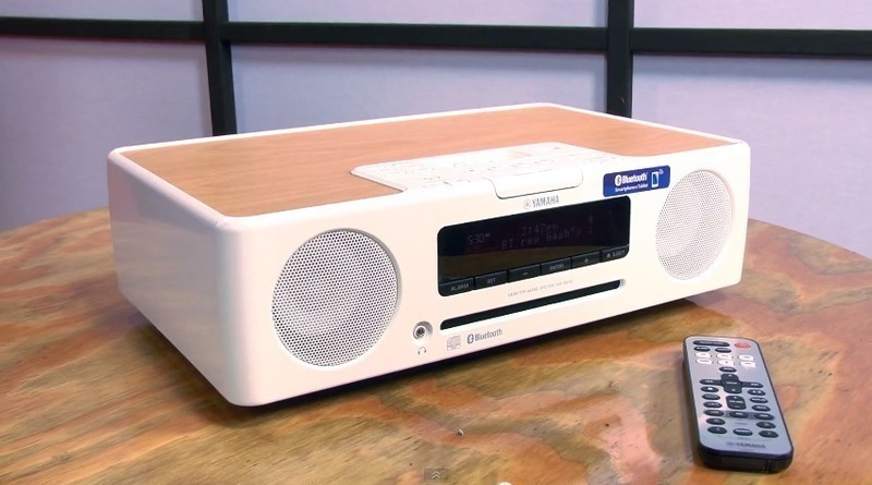 Compacto Yamaha TSXB232 Bluetooth Usb Blanco