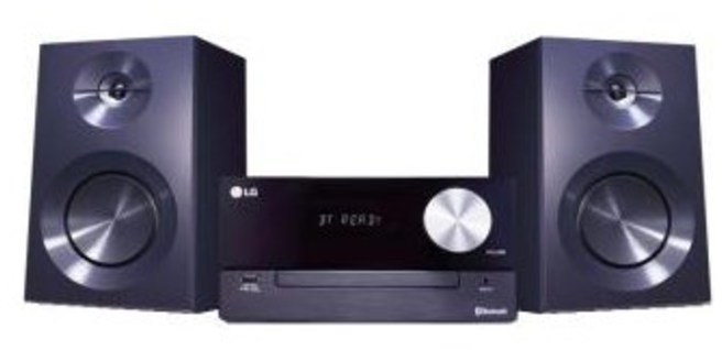 Compacto Lg CM2460 100w Bluetooth Usb Micro